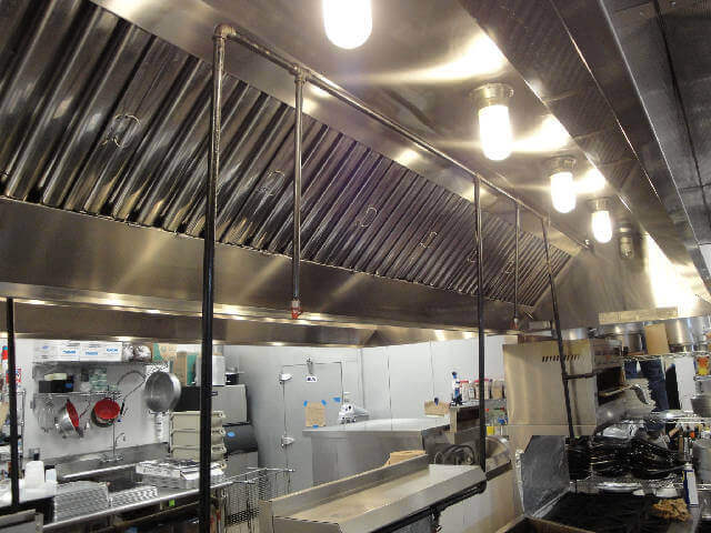 commercial kitchen exhaust system cleaning Fort Worth TX