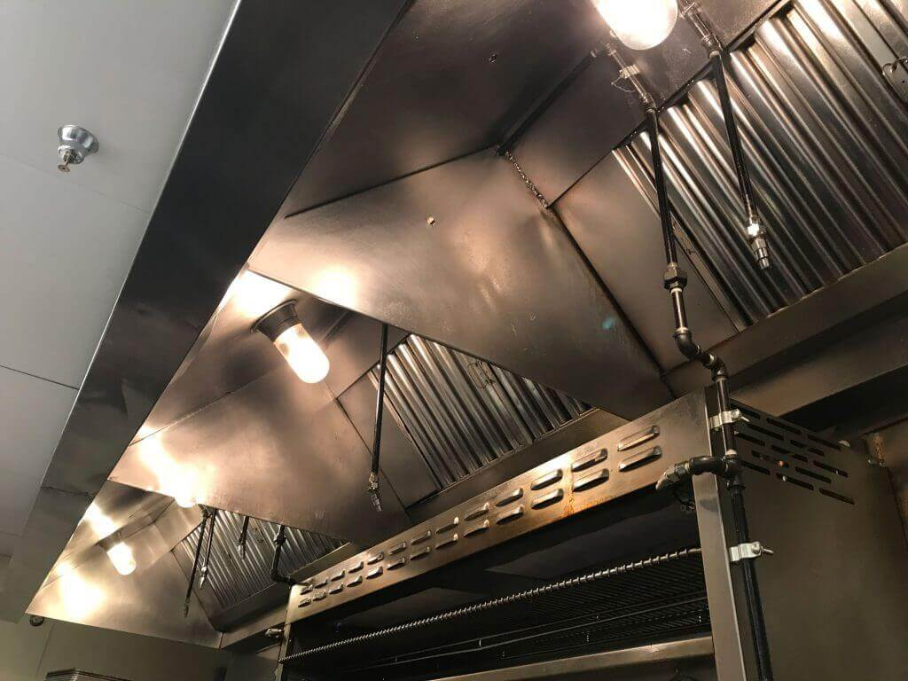 exhaust hood cleaning fort worth texas